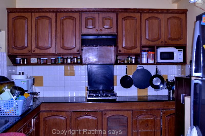Kitchen Platform Tiles Designs