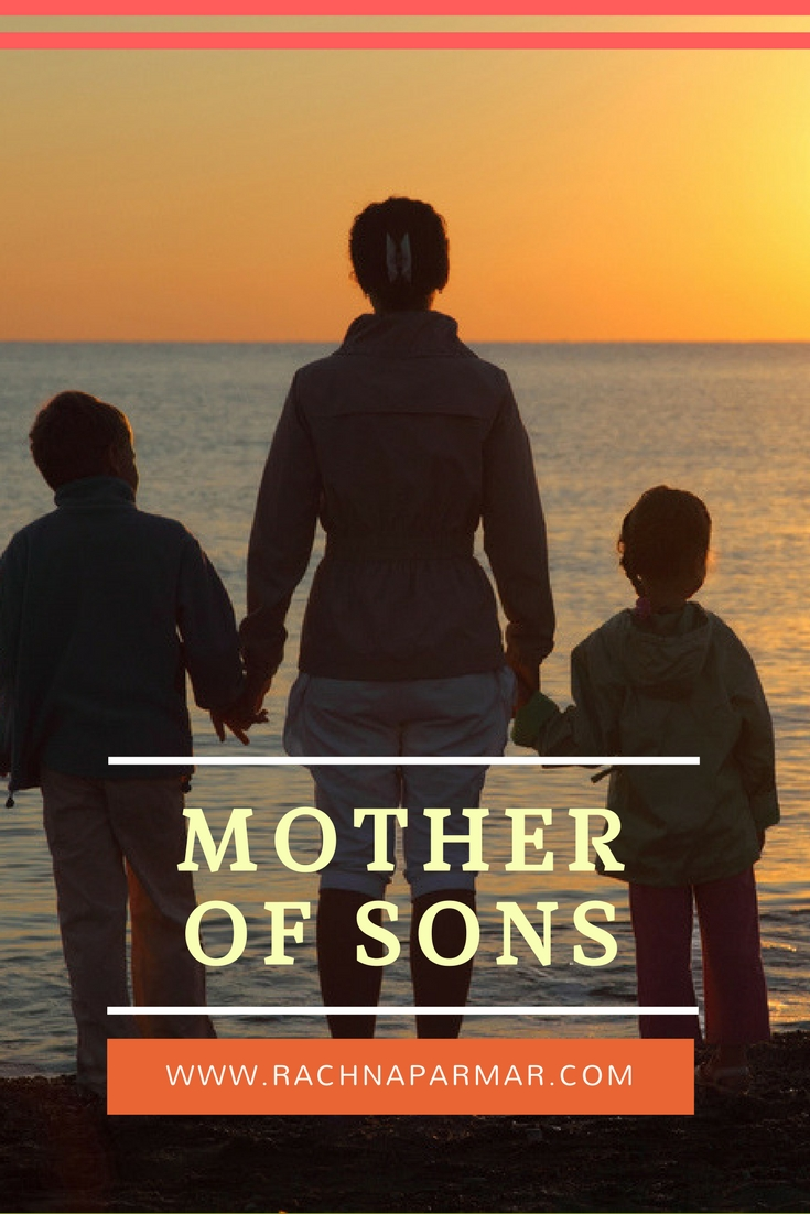 mother sons
