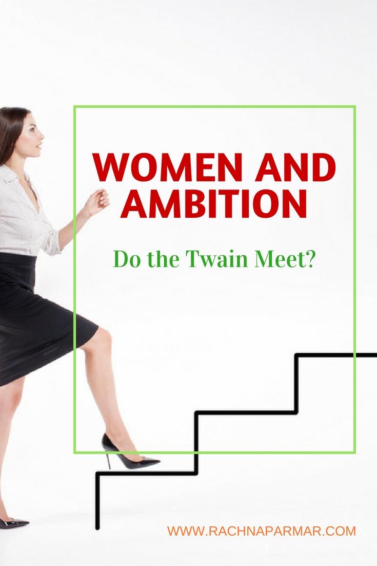 women ambition