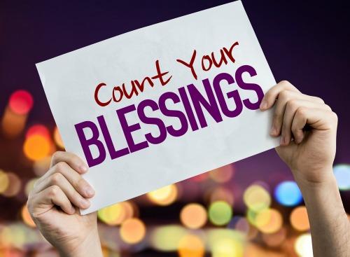 gratitude for life's little joys