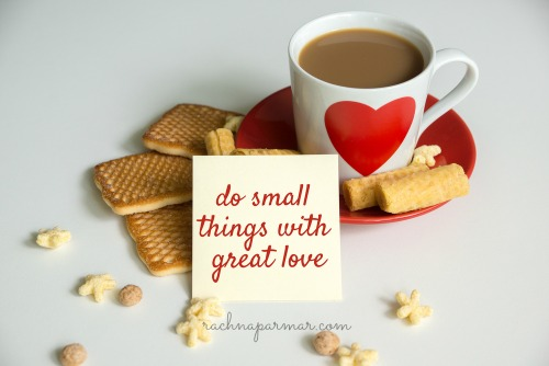 small things with great love gratitude 1