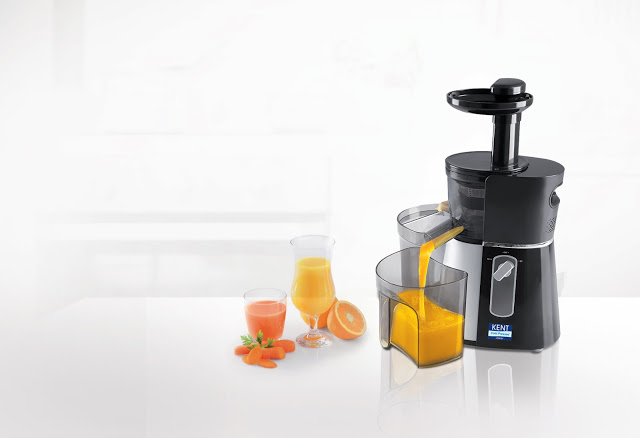 kent cold pressed juicer review