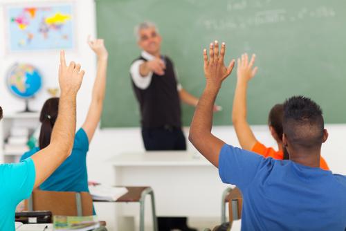 teachers, attitudes and egos