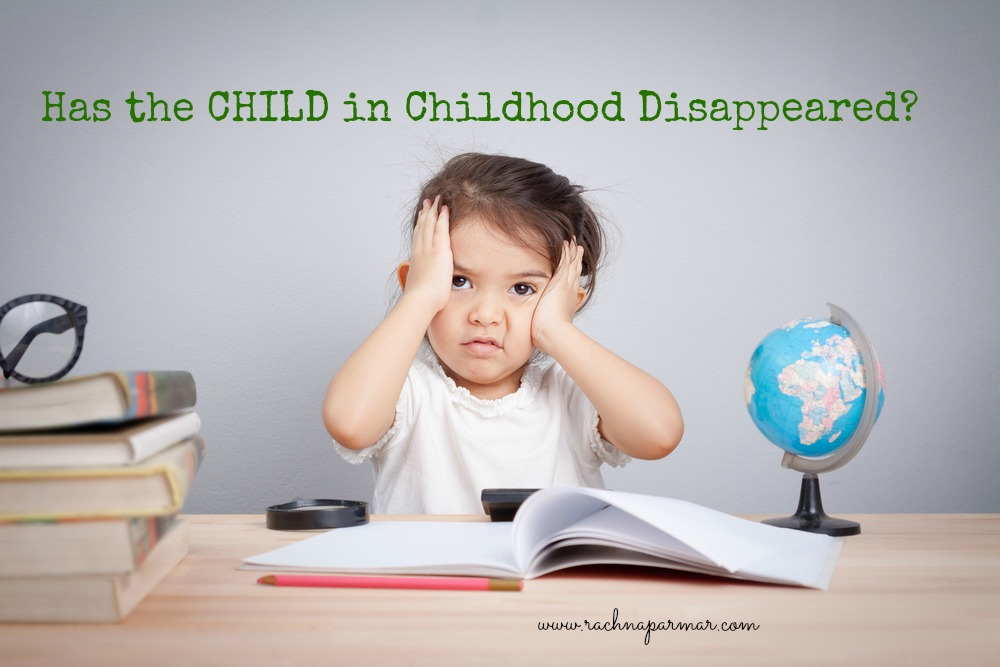childhood disappeared