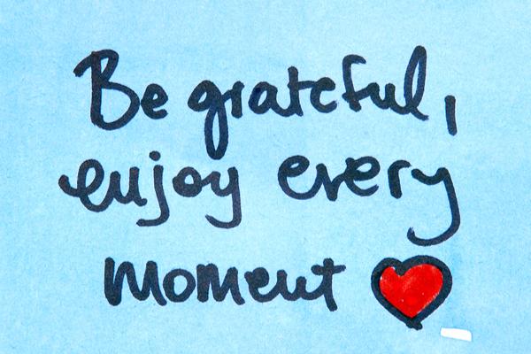 grateful this november