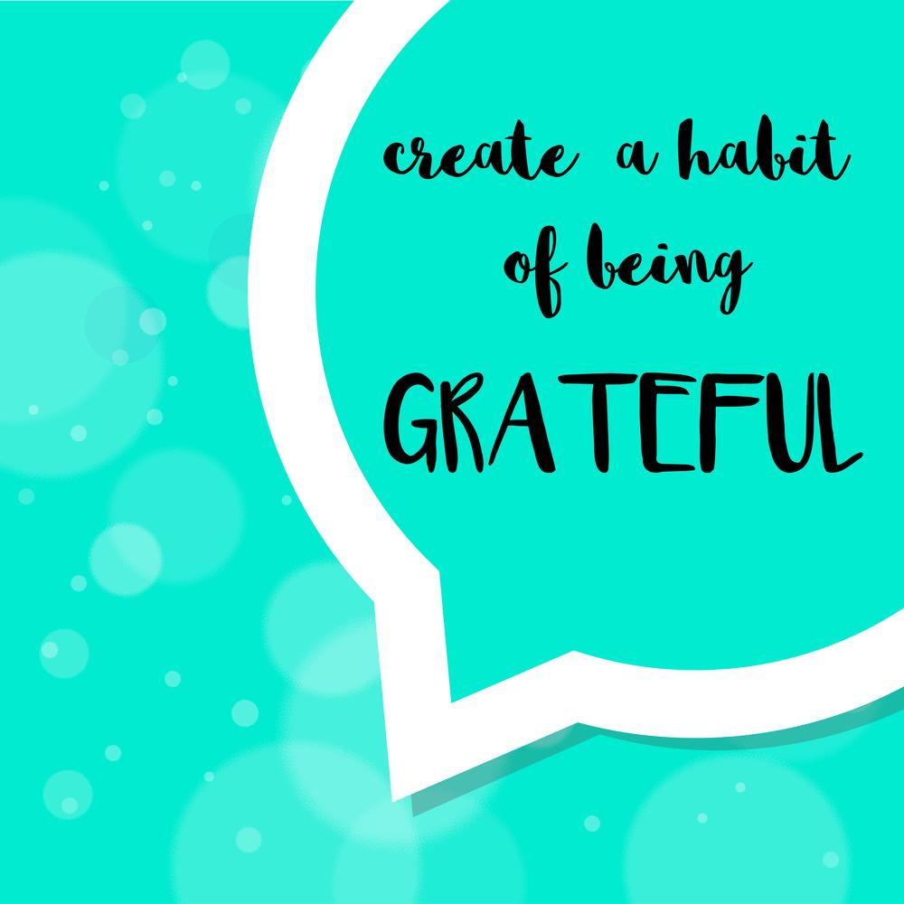 gratitude july