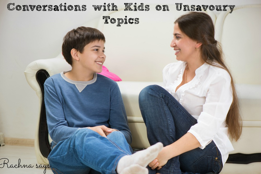 conversations with kids