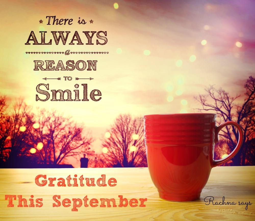 gratitude september