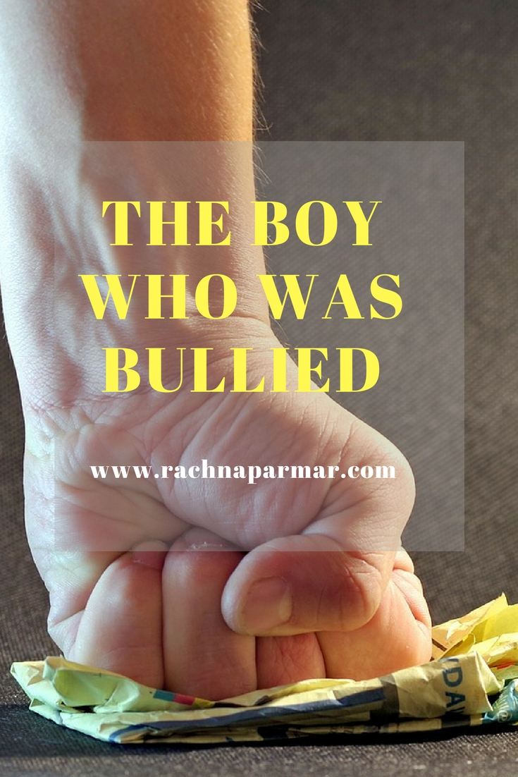 boy who was bullied