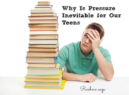 pressure teens