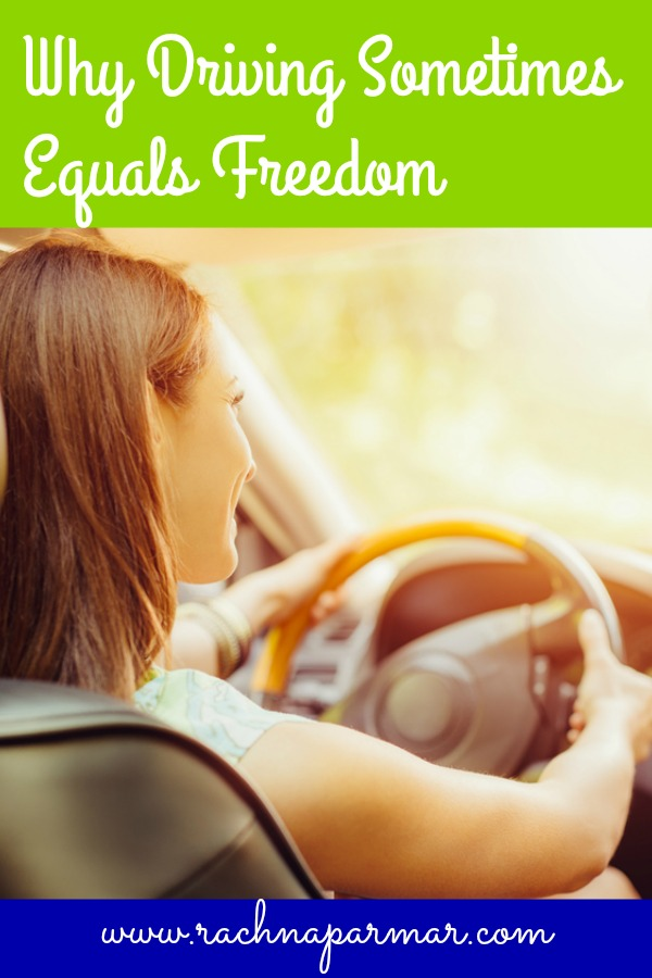 Driving freedom