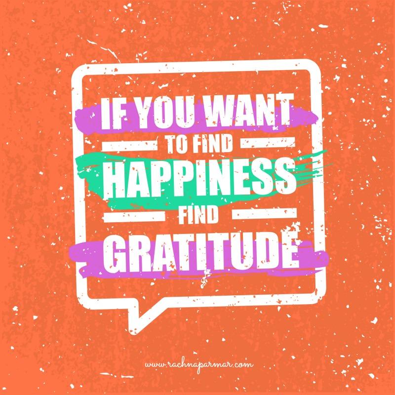 May Gratitude