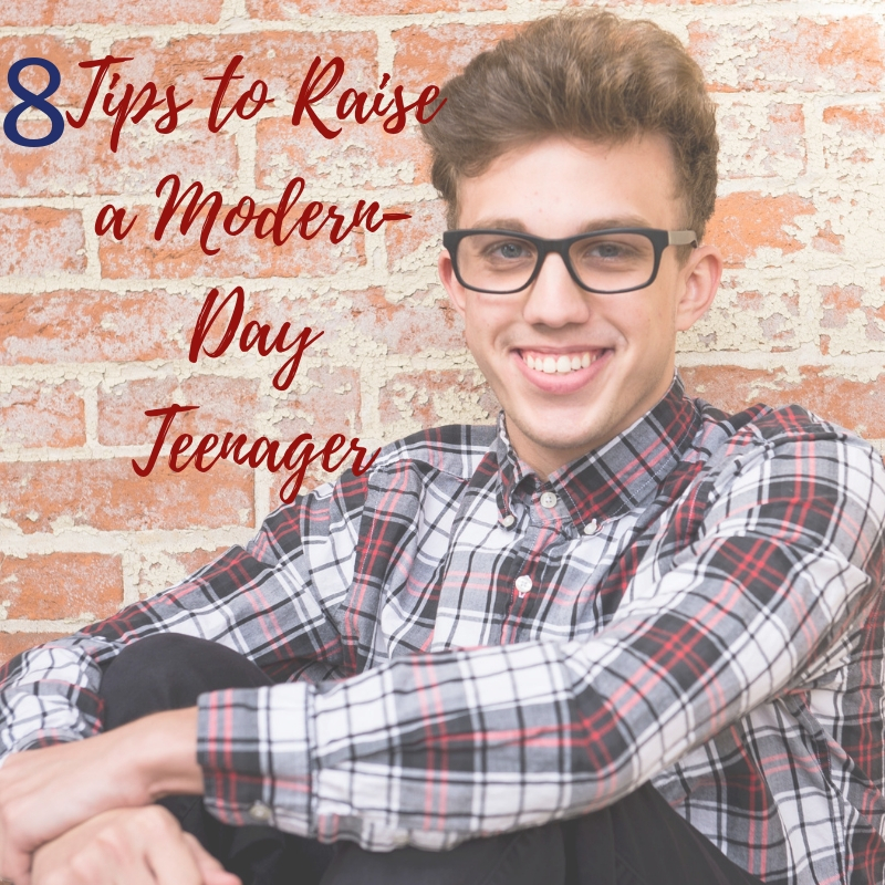 tips to raise teen