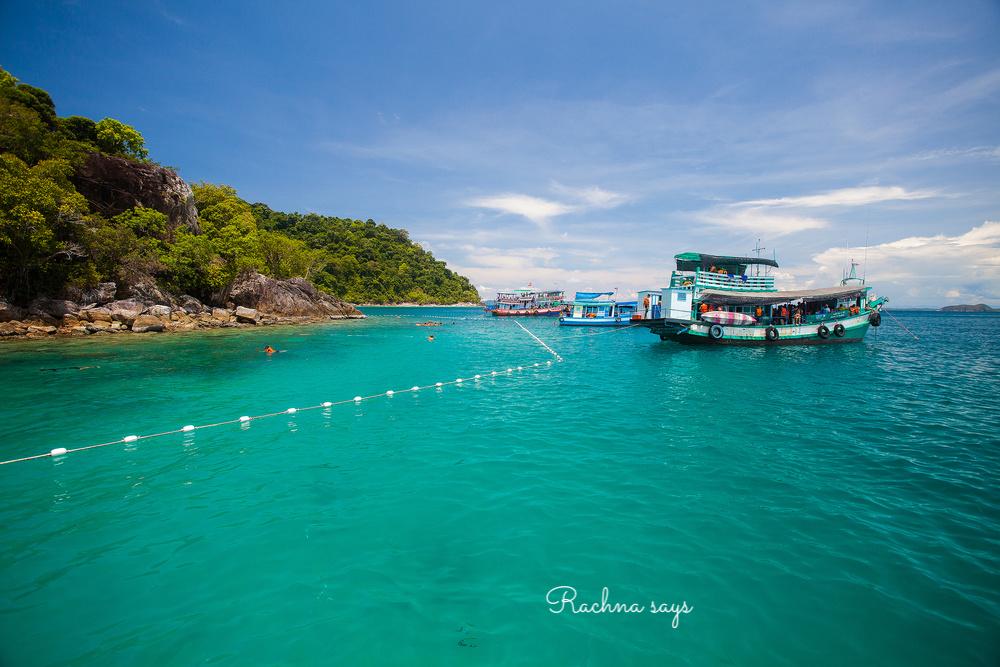 snorkeling north bay andaman