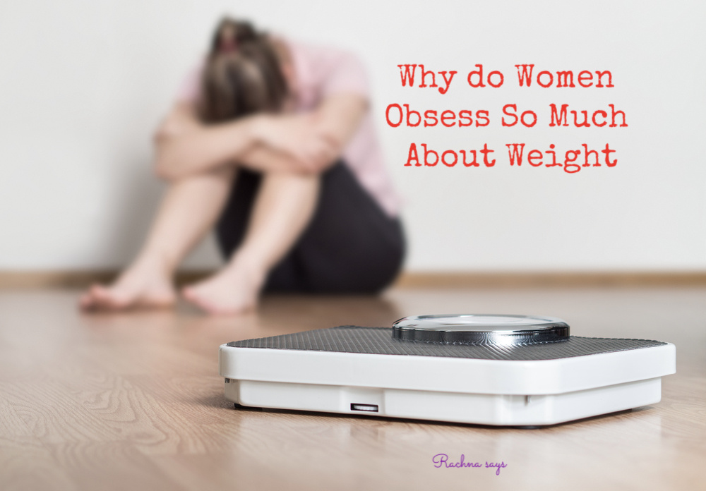 women and weight
