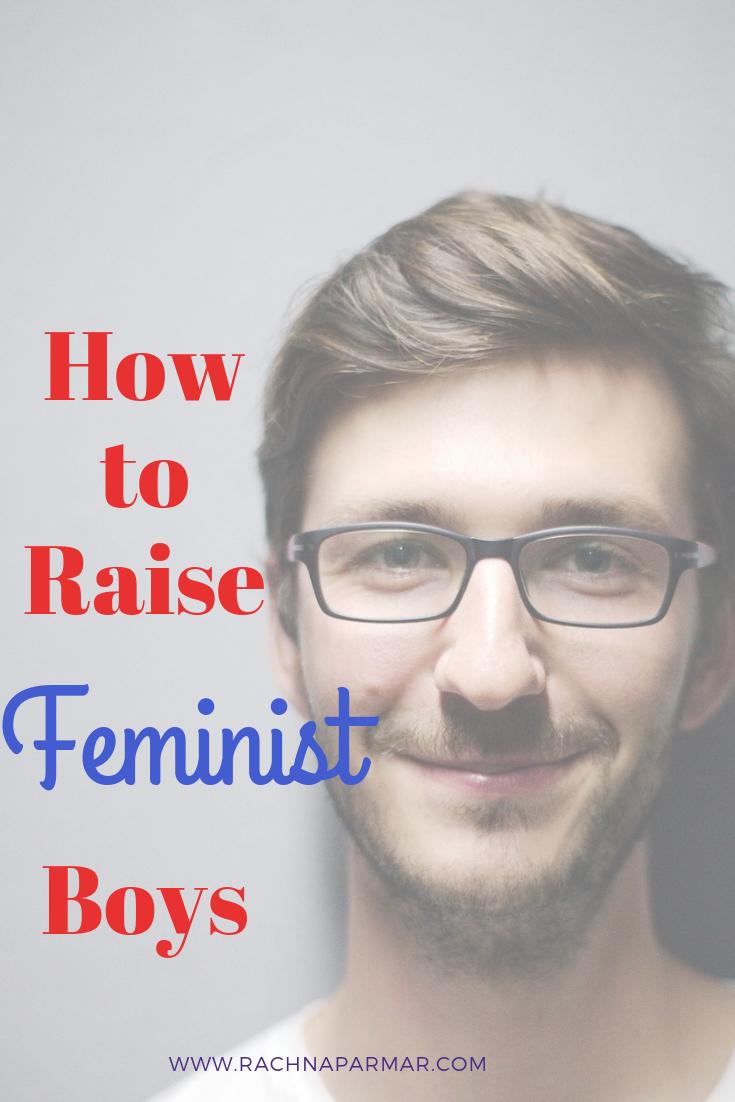 how to raise feminist sons